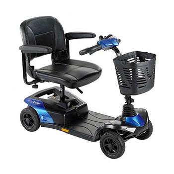 Scooter Azúl